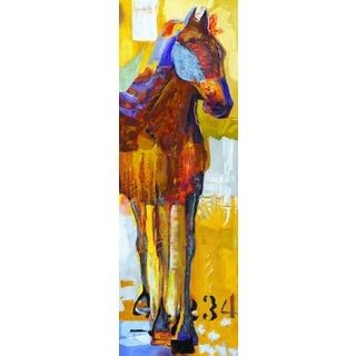 Portfolio Canvas Decor Sandy Doonan 'Equinus Two Panel I' Framed Canvas Wall Art (Set of 2)