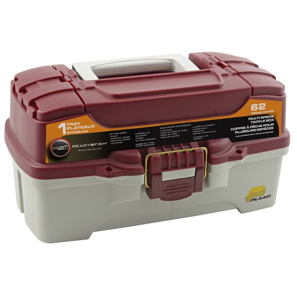 Ready 2 fish multi specie tackle box free shipping today for Ready 2 fish