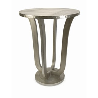 Jensen Aluminum Clad Table