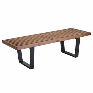 Nelson Style 48-inch Platform Bench