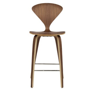 Design Tree Home Satine Plywood Bar Stool