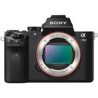 Sony Alpha a7II Mirrorless Digital Camera (Body Only)