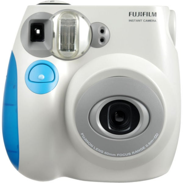 Fujifilm instax mini 7 Blue/White Film Camera