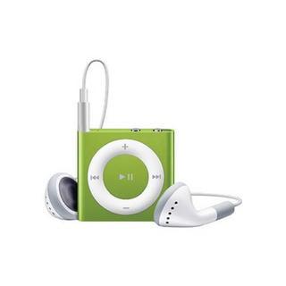 Apple 2GB iPod shuffle (Green, 4th Generation)
