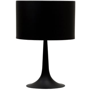 Thread Powder Coated Steel Table Lamp
