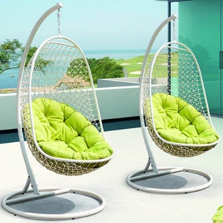 Rendezvous Swing Outdoor Patio Lounge Chair
