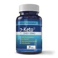 7-Keto DHEA Full Potency 100mg (30 Capsules)