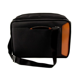 Jenner Nylon and Leather Dual Backpack/ Briefcase