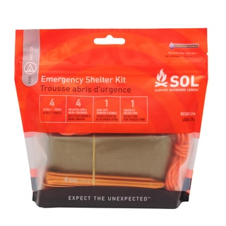 Survive Outdoors Longer Emergency Shelter Kit
