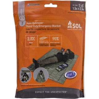 Adventure Medical SOL Series Heavy Duty Emergency Blanket