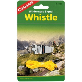 Camping Wilderness Signal Whistle