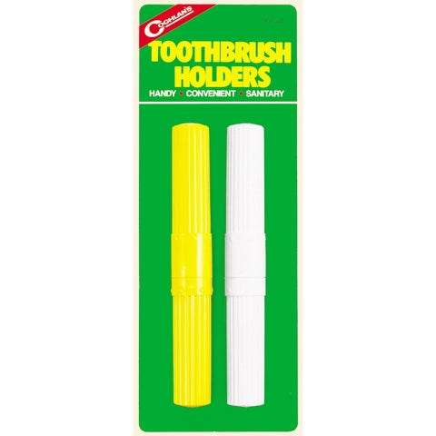 Coghlans Toothbrush Holders (Package of 2)