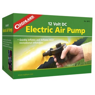 Coghlan's Electric Air Pump - 12v DC