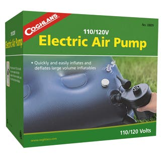 Electric Air Pump 110/120V|https://ak1.ostkcdn.com/images/products/10184227/P17310407.jpg?impolicy=medium