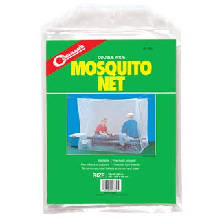 Coghlans Mosquito Net Double/ White|https://ak1.ostkcdn.com/images/products/10184230/P17307795.jpg?impolicy=medium