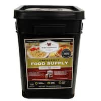 Wise Foods Prepper Pack Emergency Meal Kit Bucket