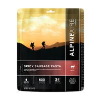 Alpine Aire Foods Spicy Sausage Pasta ( Serves 2)