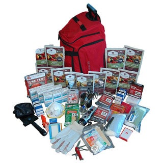 Wise Foods 2 Week Deluxe Survival Backpack