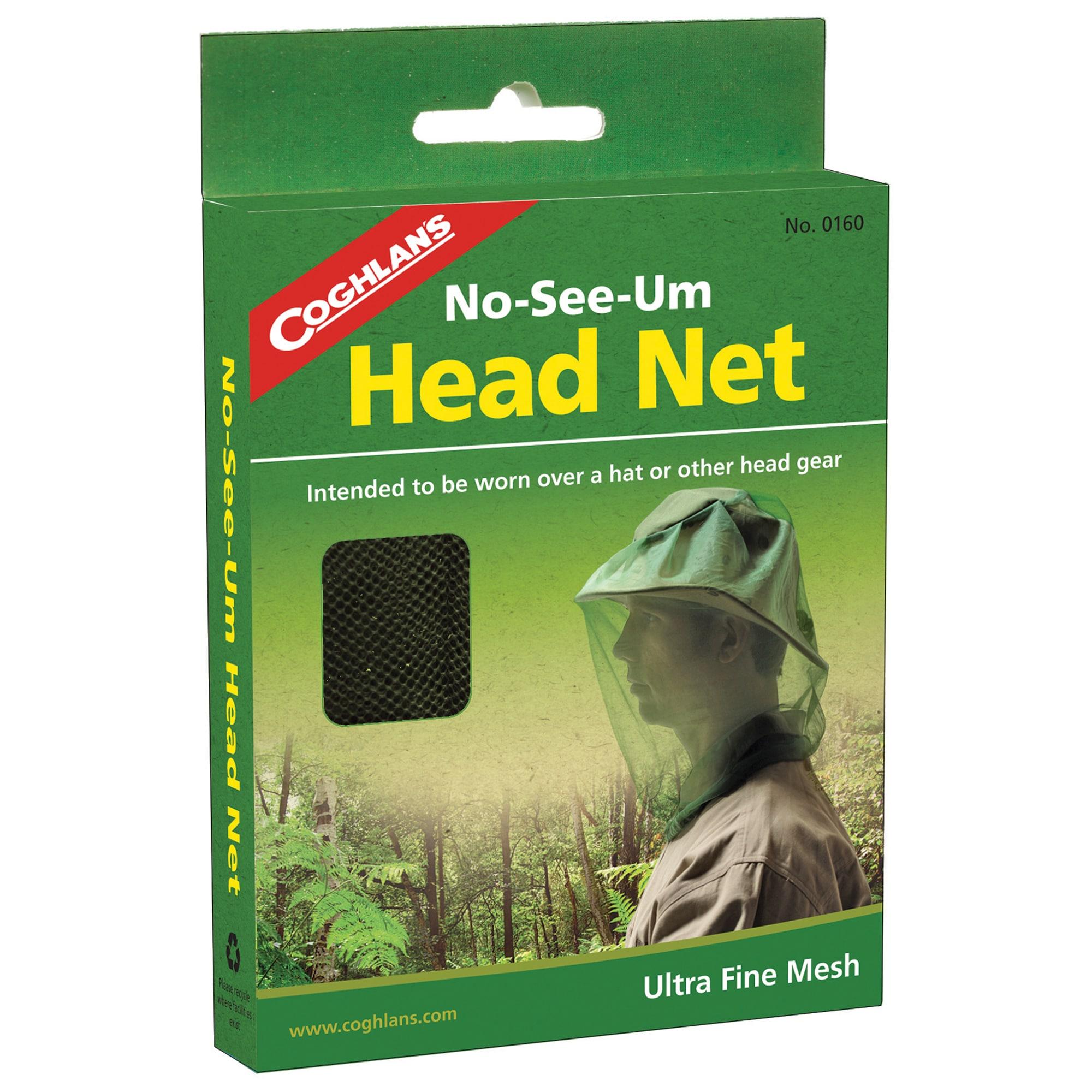 Coghlans Head Net No-see-um (mesh)