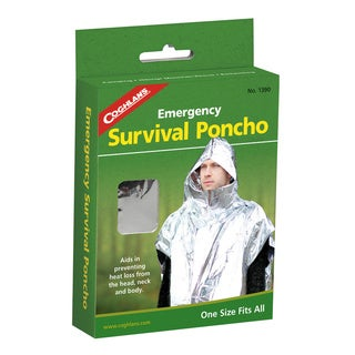 Coghlans/ Emergency Survival Poncho