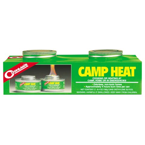Coghlans CampHeat Emergency Fuel Can (Pack of 2)