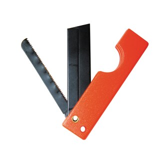 Ultimate Survival Technologies Folding Razor Saw Orange