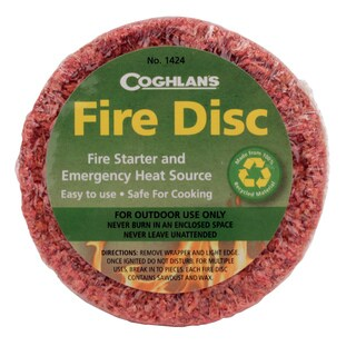 Coghlans Fire Disc Display 24 Units