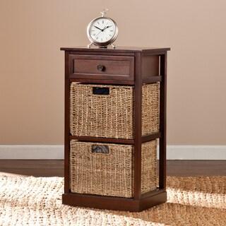 Harper Blvd Killeen 2-basket Storage Shelf