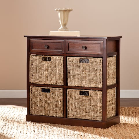 Killeen 6-Drawer Basket Storage Unit