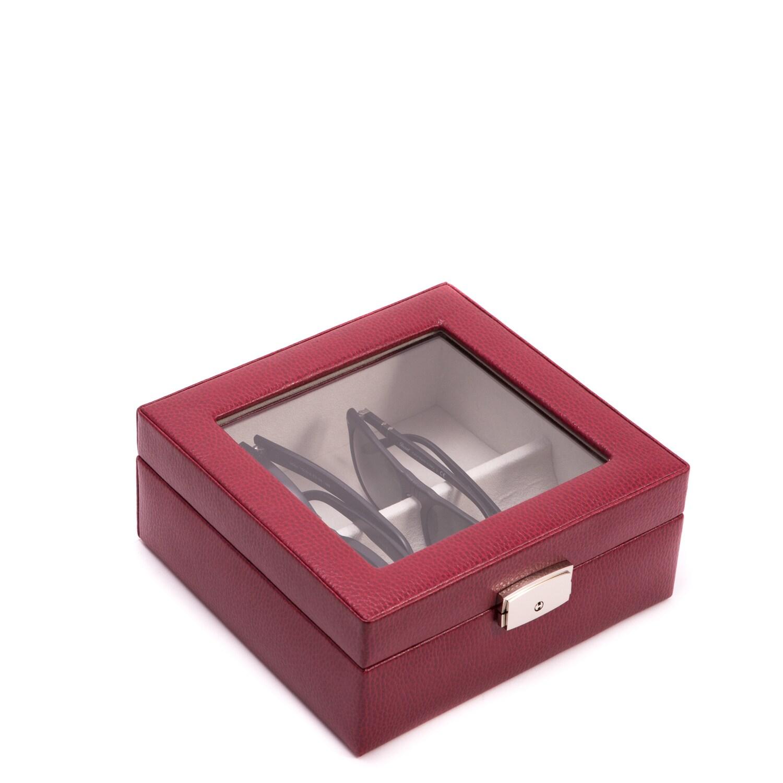 Bey-Berk-Harper-Leather-Eyewear-Storage-Case thumbnail 8