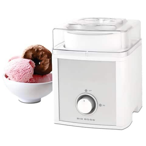 Big Boss 2-quart Ice Cream Maker