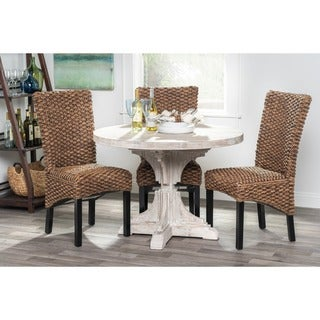 Kosas Home Abignale Round Reclaimed Pine Dining Table
