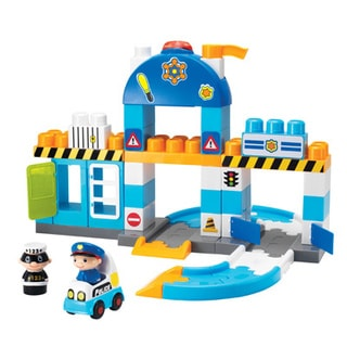 I-Builder 55-piece I-Builder Police Station