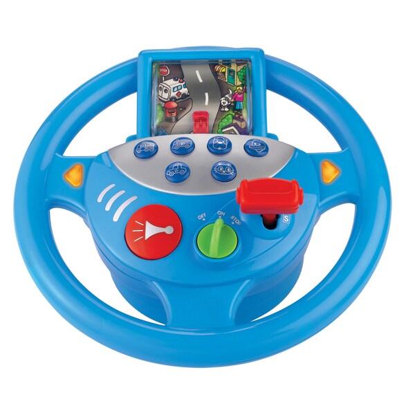 Sounds Steering Wheel