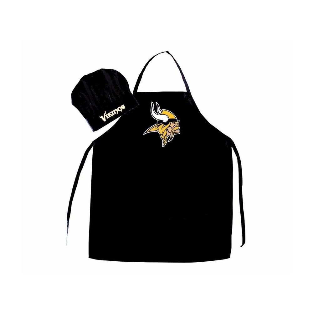 Shop NFL Team Logo Apron and Chef Hat - 27