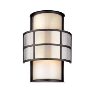 Troy Lighting Discus 2-light Large Fluoresecent Wall Sconce