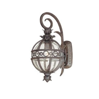Troy Lighting Campanile 1-light Wall Lantern, Campanile Bronze