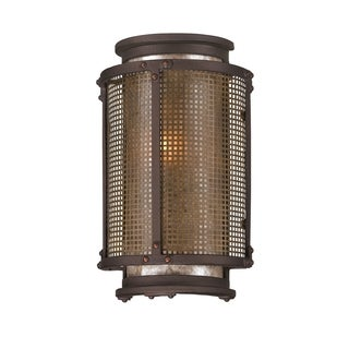 Troy Lighting Copper Mountain 1-light Wall Sconce