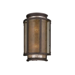 Troy Lighting Copper Mountain 2-light Large Wall Sconce