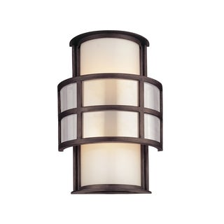 Troy Lighting Discus 2-light Medium Wall Sconce