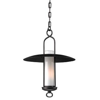 Troy Lighting Carmel 1-light Pendant, Graphite