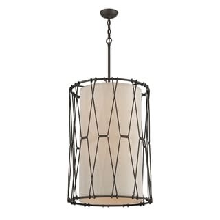 Troy Lighting Buxton 8-light Large Pendant