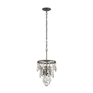 Troy Lighting Meritage 3-light Small Pendant