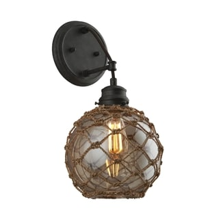 Troy Lighting Outer Banks 1-light Wall Sconce