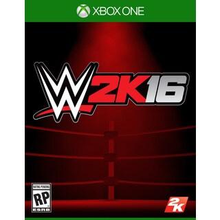 Xbox One - WWE 2K16