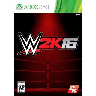 Xbox 360 - WWE 2K16