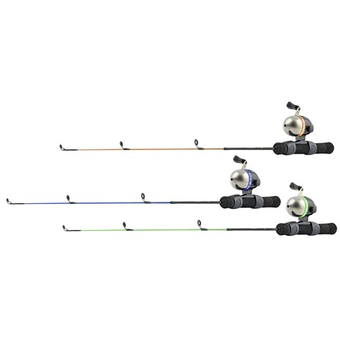 South Bend Worm Gear Spincast Dock Combo 24-inch