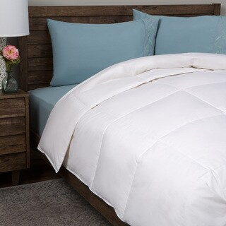 Grandeur Collection 233 Thread Count Cotton Year Round Down Comforter