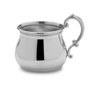 Empire Beaded Pot Belly Baby Cup