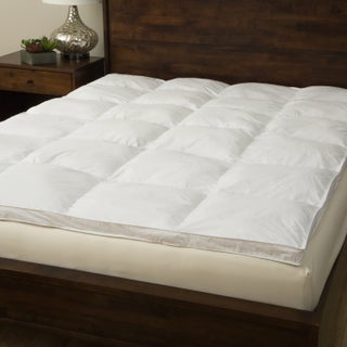 Grandeur Collection 233 Thread Count Cotton Fiber Bed (More options available)